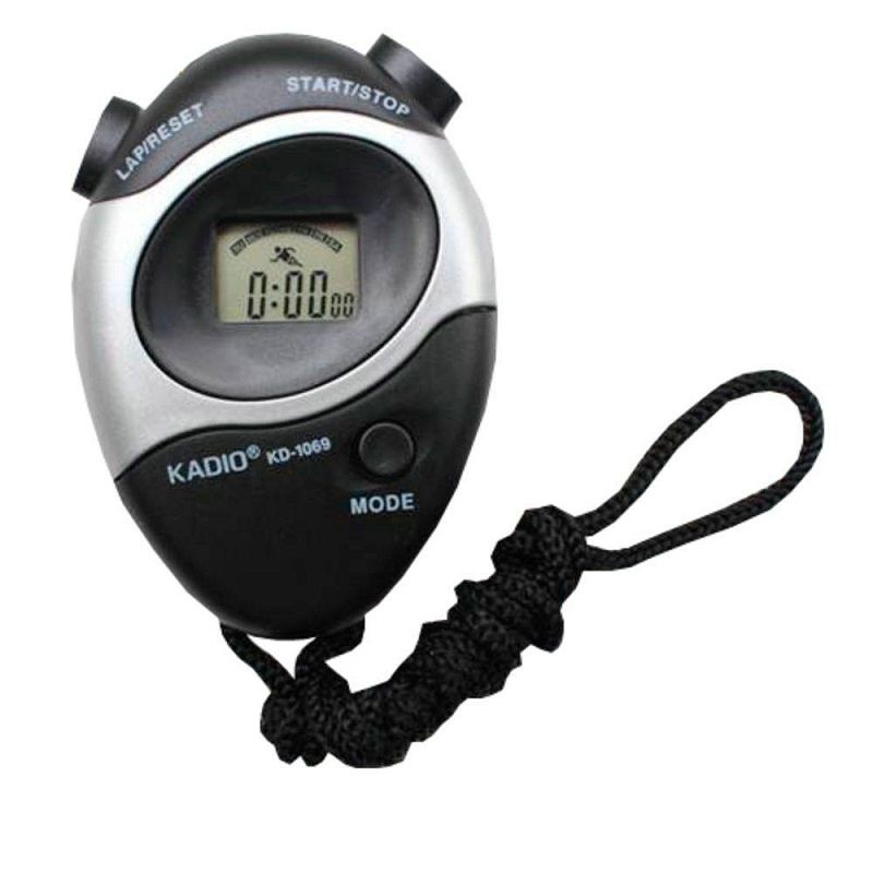 Cronômetro Digital Kadio Kd-1069 Profissional