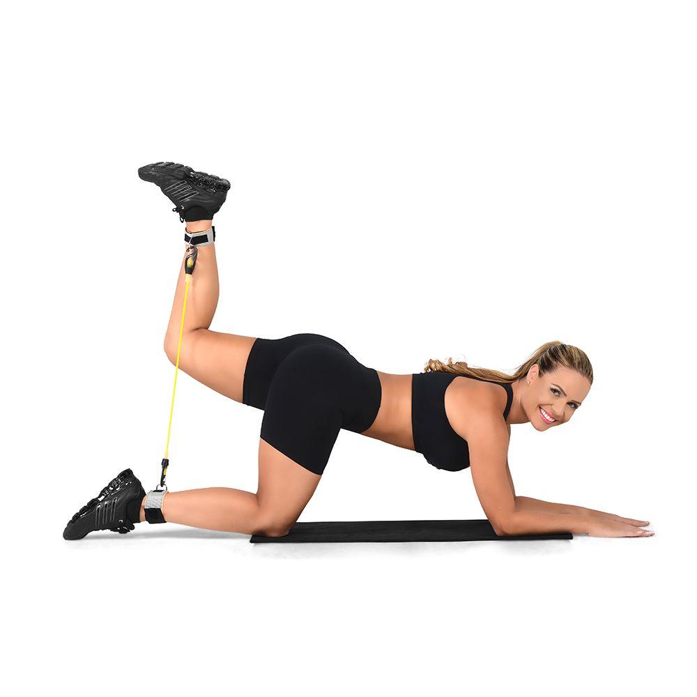 Elástico de Resistência Cepall Programa Legs-Up -Intensidade Leve
