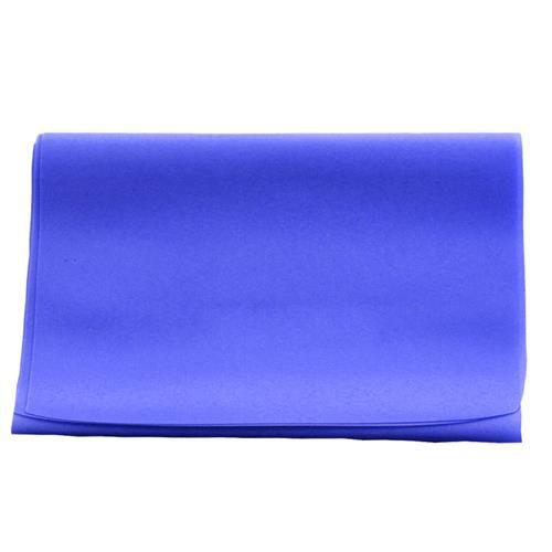 Faixa Elástica Carci Band - Azul Média Forte - 1,5M - Exercícios E Fisioterapia De Reabilitação
