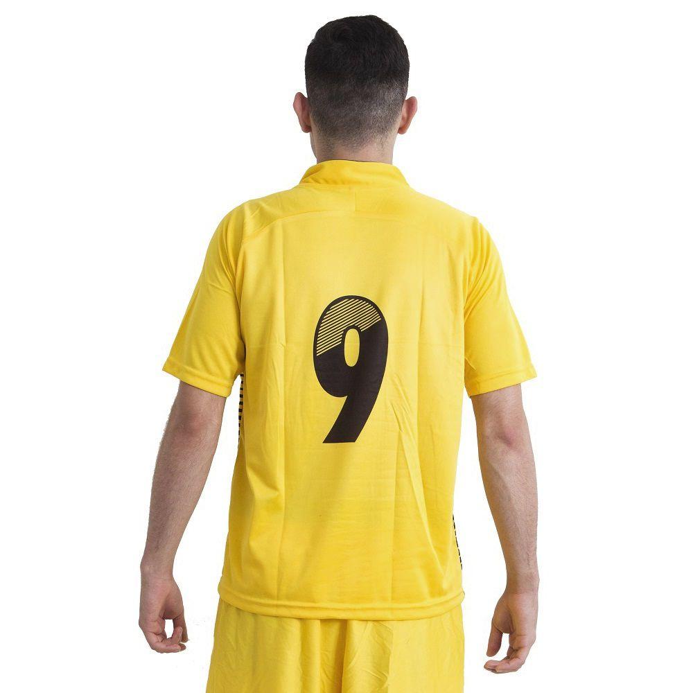 Jogo de Camisa City 18 de Linha e 1 Goleiro Ref 5765