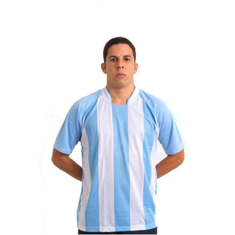 Jogo de Camisa Milan 12 de Linha e 1 Goleiro Ref 5739