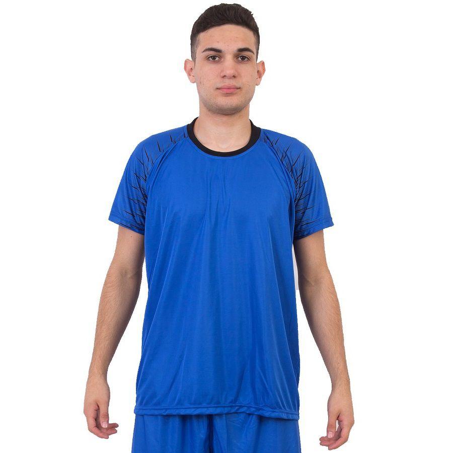 Jogo de Camisa Modelo França 12 Unidades Ref 5695