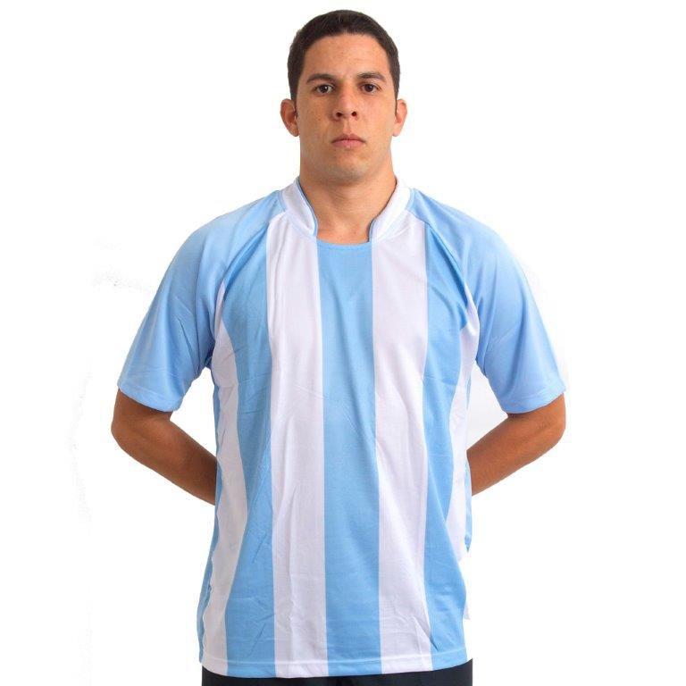 Jogo de Camisa Modelo Milan 12 Unidades Ref 5687