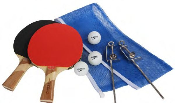 Kit Completo Tênis de Mesa / Ping Pong - Speedo