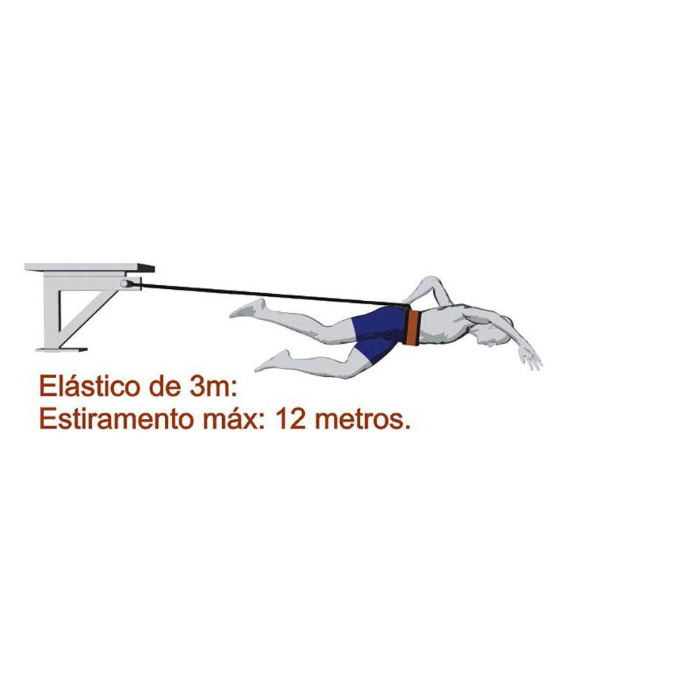 Kit Natação: Programa Nado Resistido Cepall - 3m - Intensidade Médio