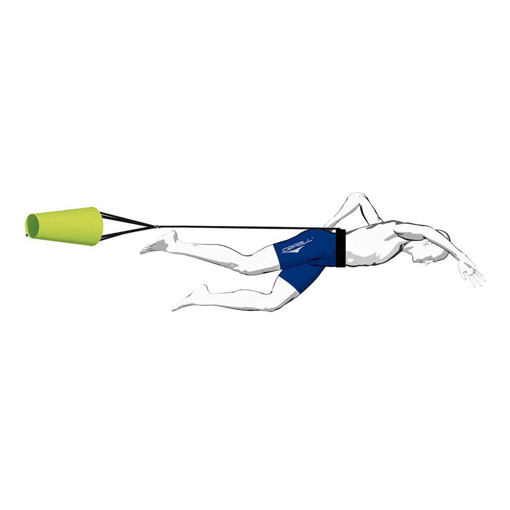 Kit Natação: Programa Squid Cepall Paraquedas