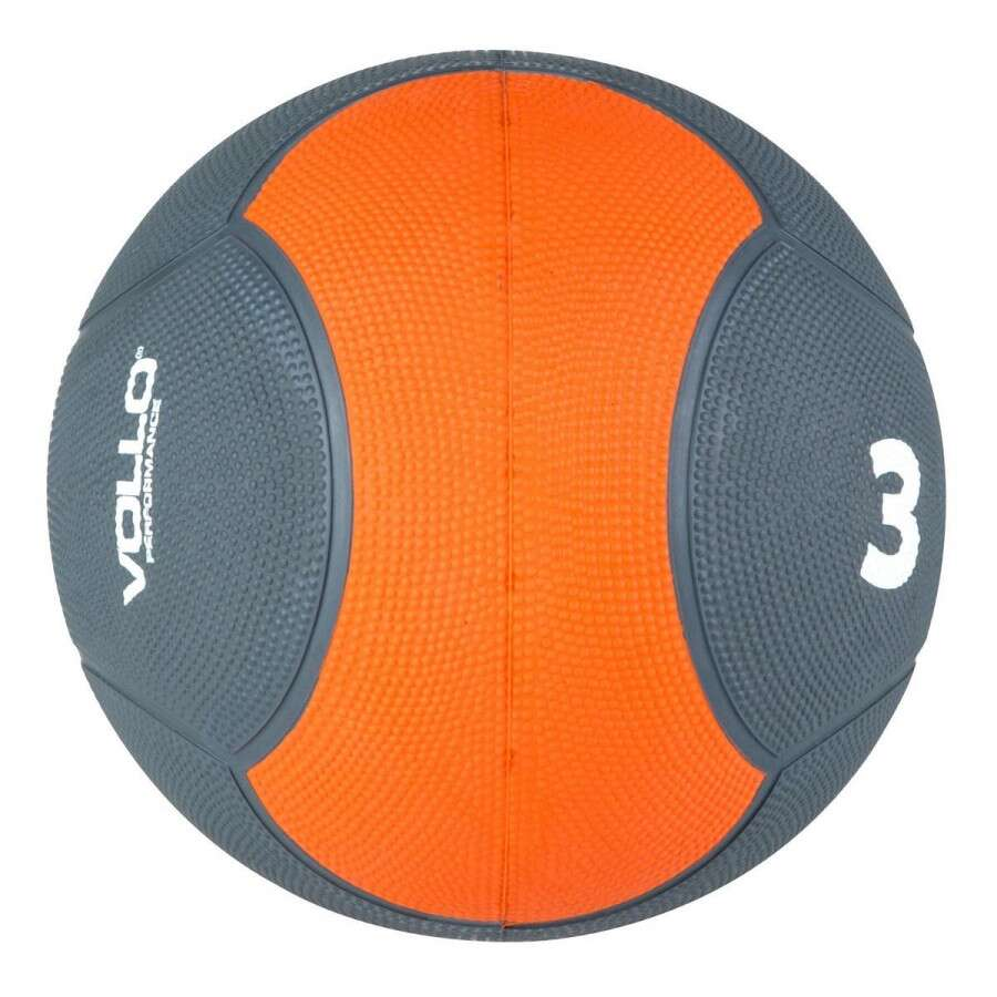 Medicine Ball para Treino Funcional 3kg - Vollo