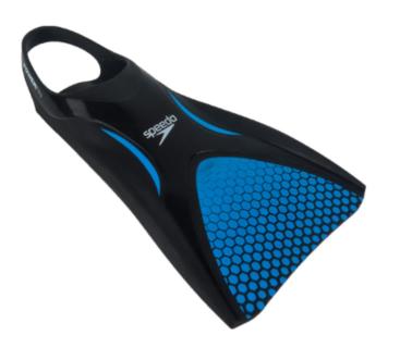 Nadadeira Power Fin Para Treinamento de Natação Tamanho 34/36 - Speedo
