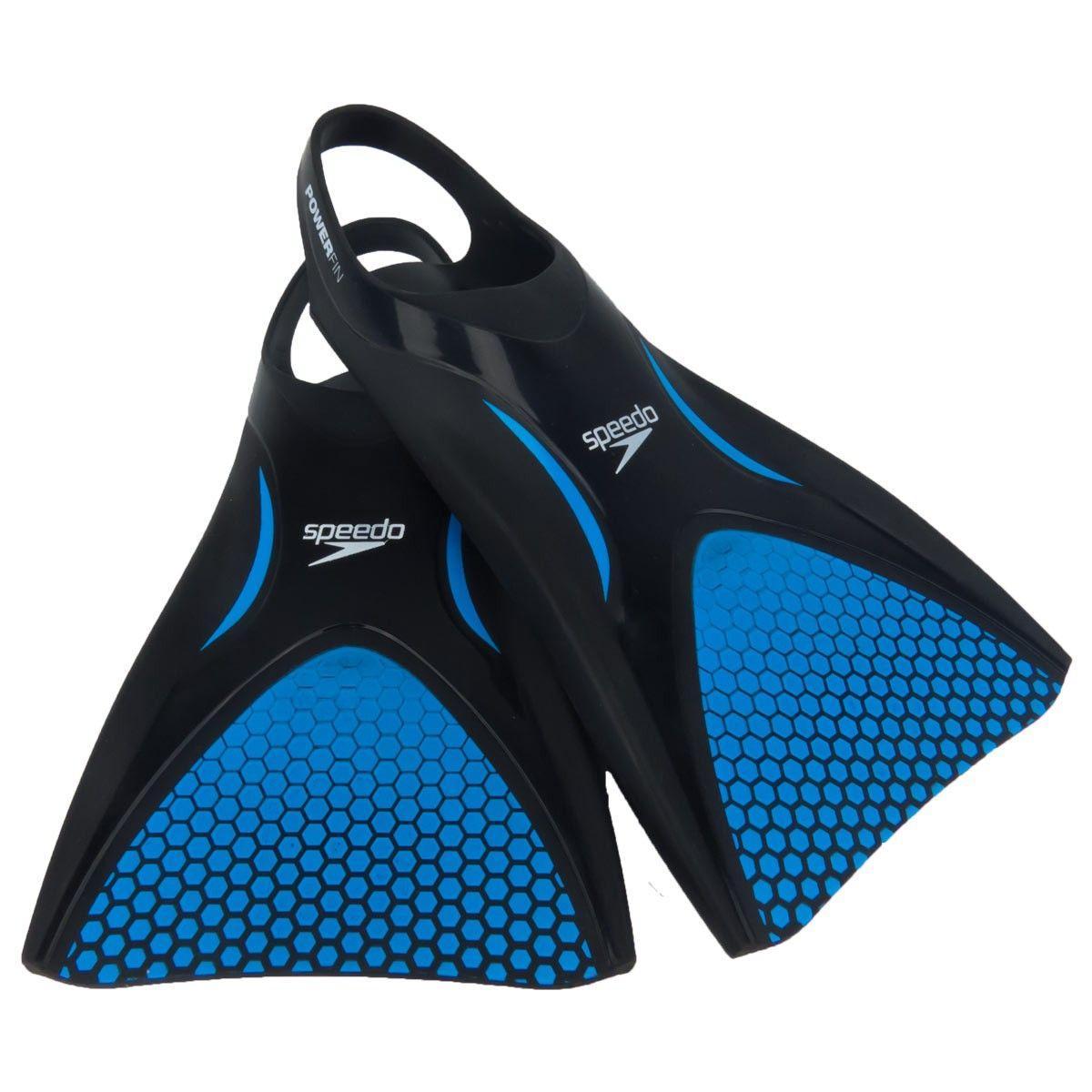Nadadeira Power Fin Para Treinamento de Natação Tamanho 40/42 - Speedo