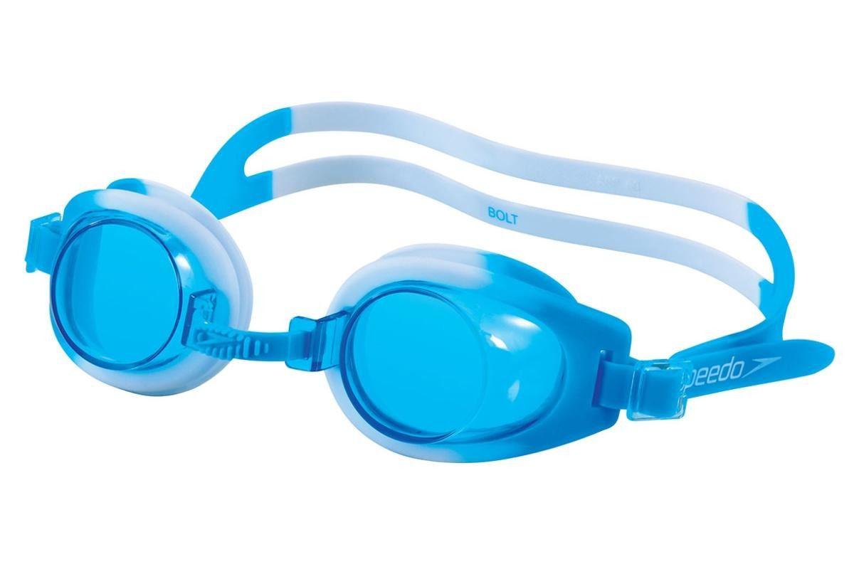 Óculos De Natação Bolt Azul/Branco- Speedo