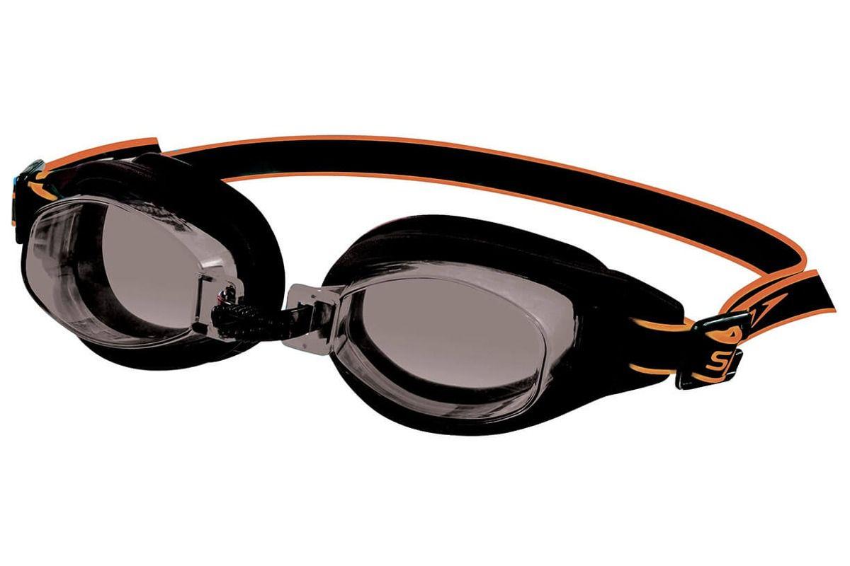 13309bbd4 Óculos de Natação Freestyle 3.0 Preto Laranja- Speedo
