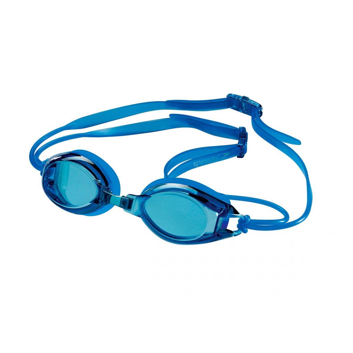 Óculos de Natação Junior Velocity Azul - Speedo