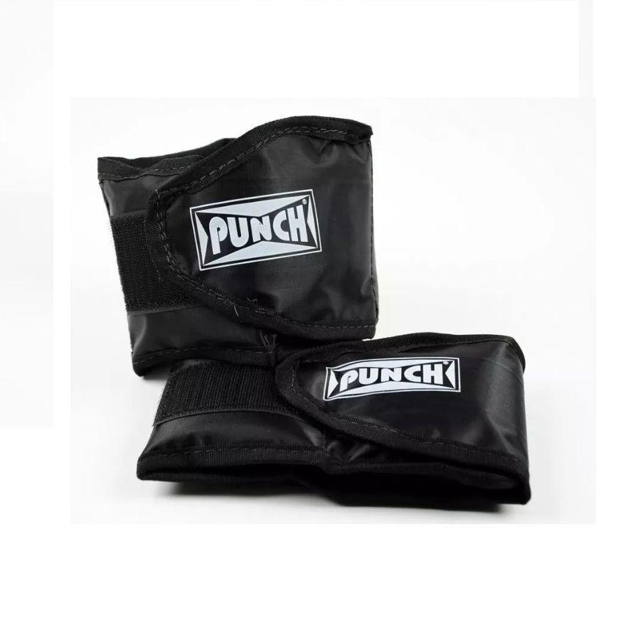Par de Tornozeleira com Peso de 4 Kg - Punch