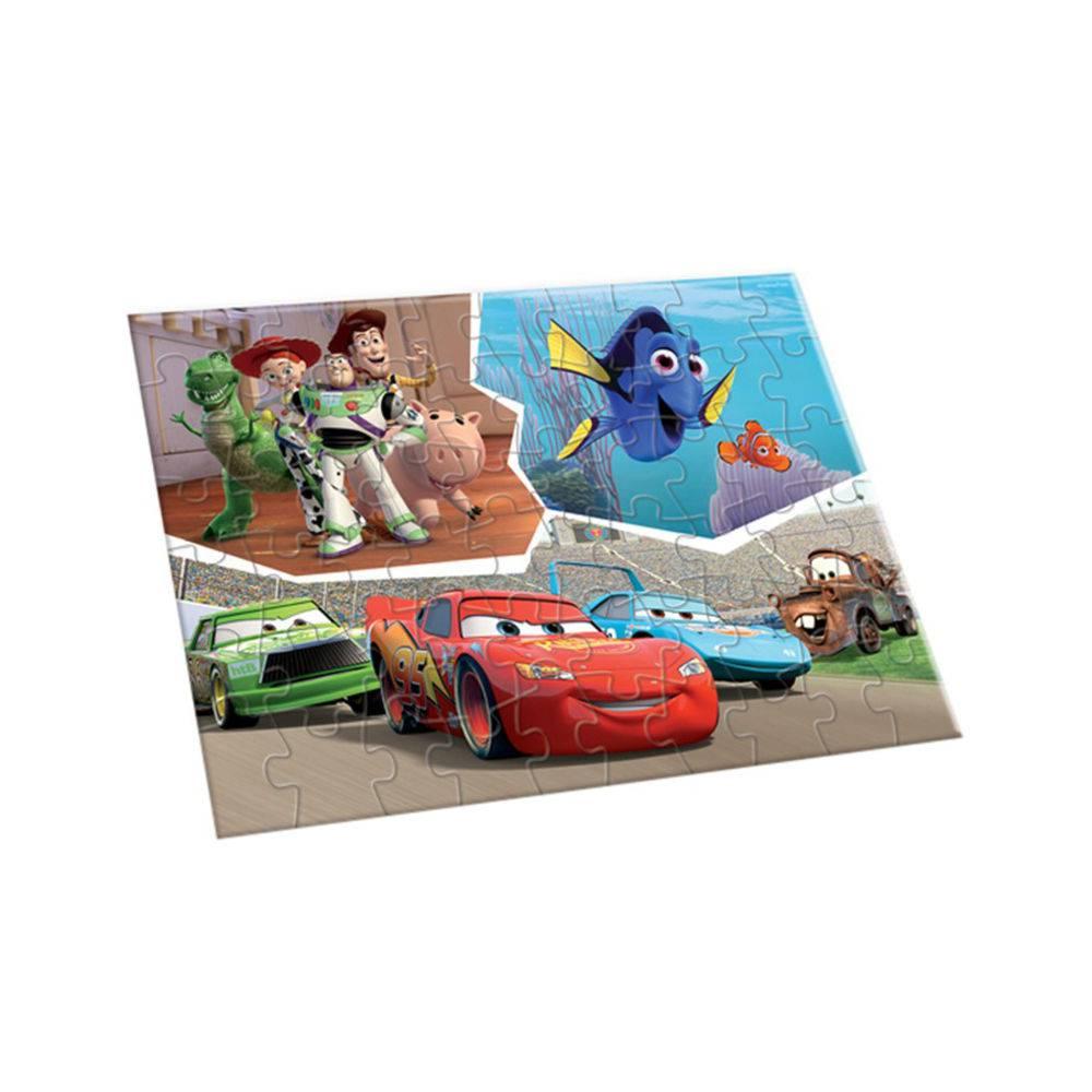 Quebra-cabeça Disney Pixar 60 Peças - Xalingo