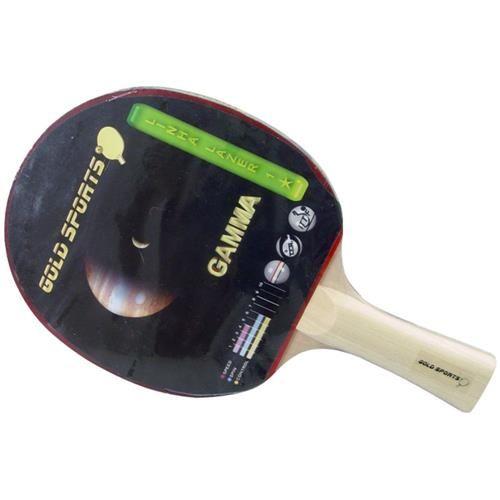 Raquete Tênis de Mesa Gamma Lazer 1 - Gold Sports