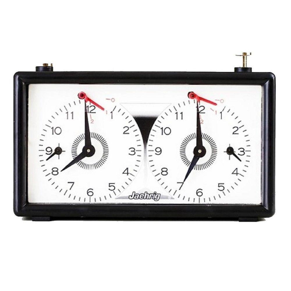 Relógio de Xadrez Analógico Jaehrig