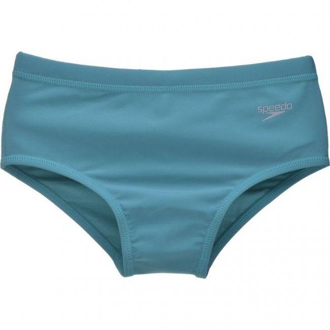 1bfe6122a Sunga Acqua Plus Infantil Azul Claro - Speedo