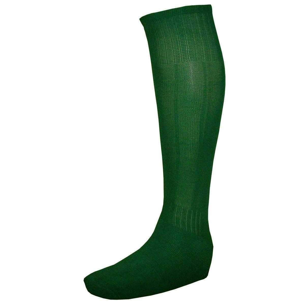 Uniforme Esportivo com 14 camisas modelo Suécia Verde/Branco + 14 calções modelo Copa Verde/Branco + 14 pares de meiões Verde