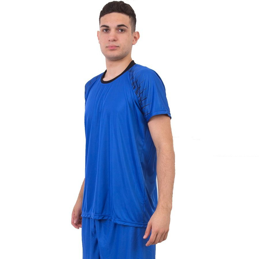 Uniforme Esportivo França 12 Camisas e Calções Ref 5823