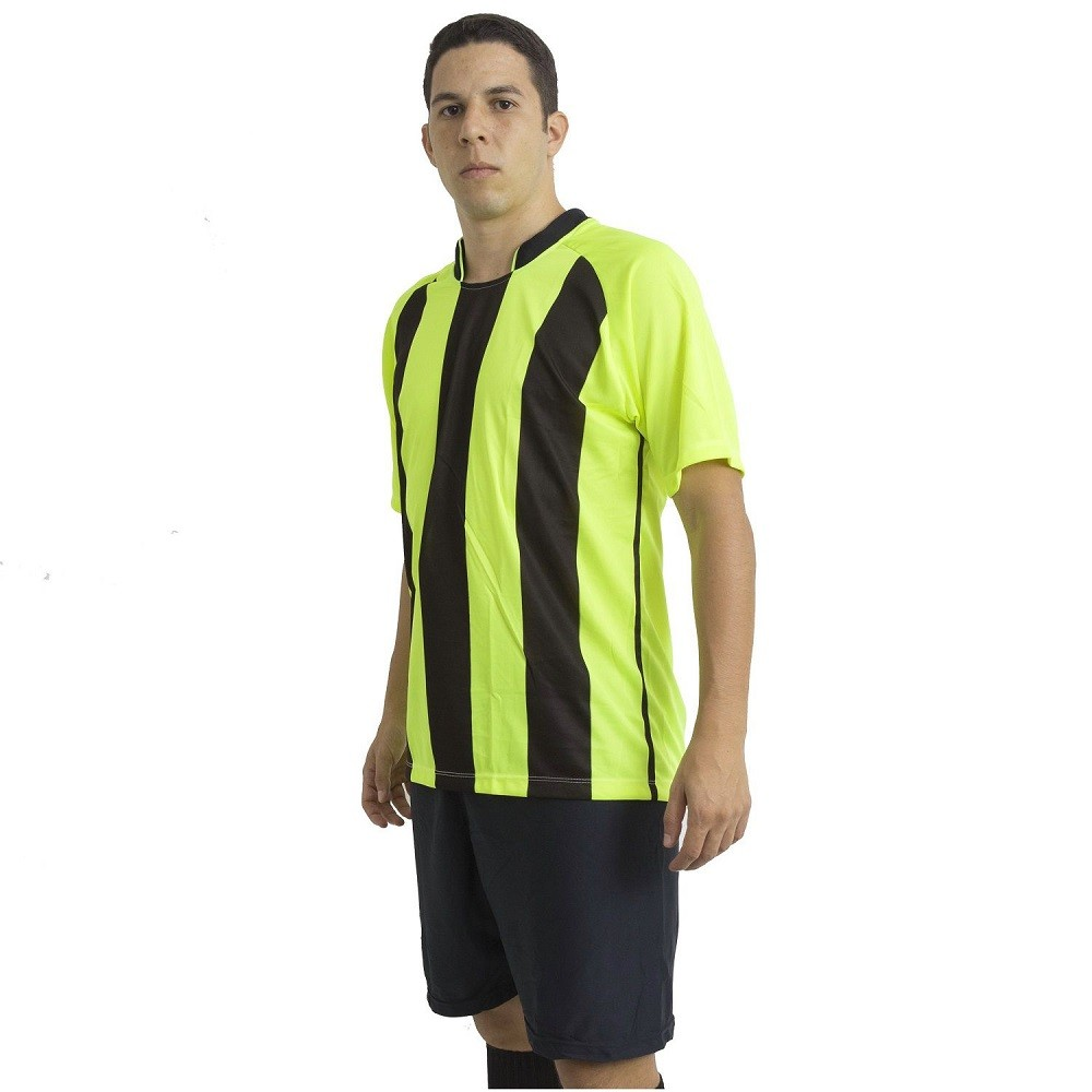 Uniforme Esportivo Milan 12 Camisas e Calções Ref 5827