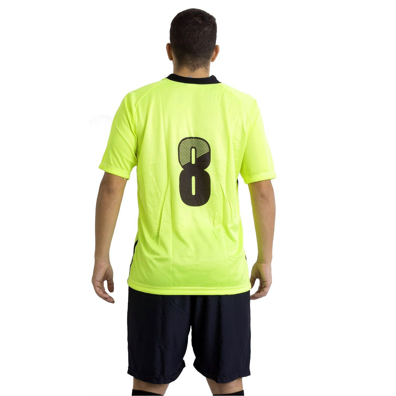Uniforme Esportivo Milan 18 Camisas e Calções Ref 5867