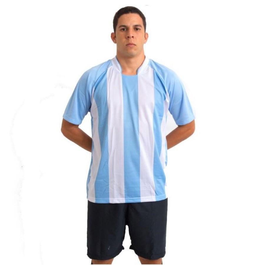 Uniforme Esportivo Milan 18 Camisas e Calções Ref 5869