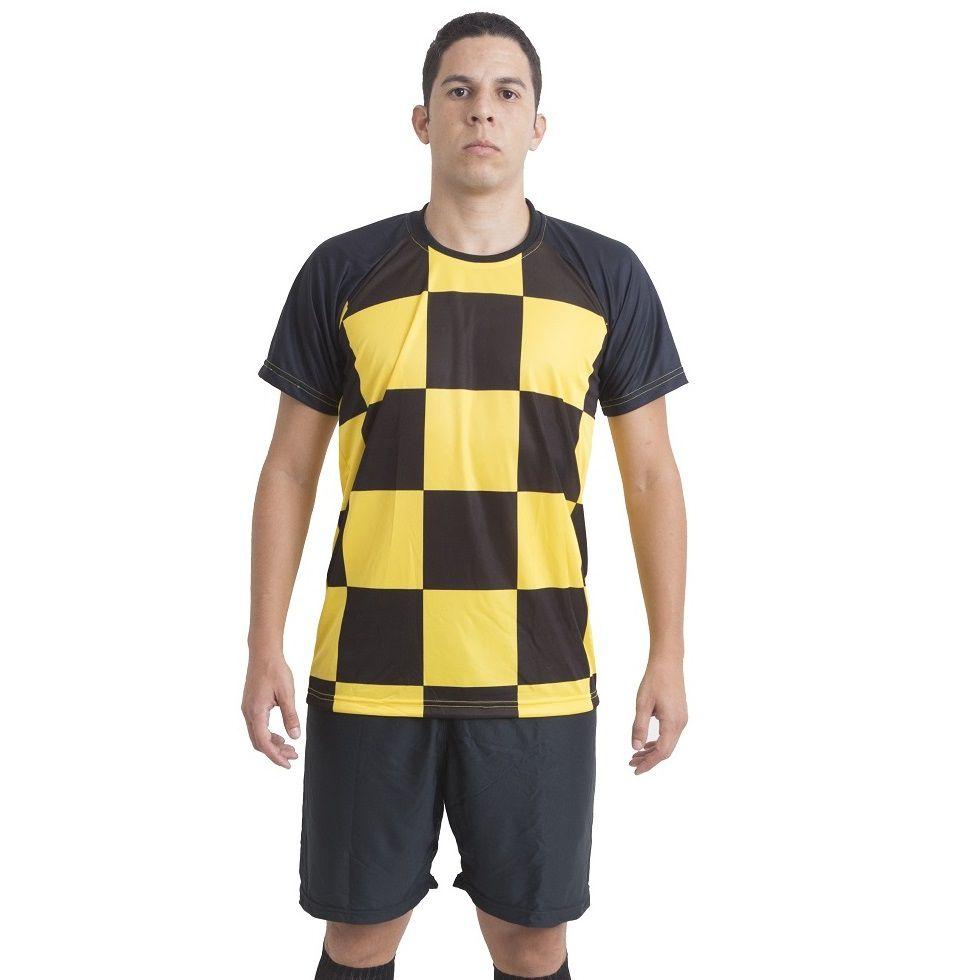 Uniforme Esportivo Modelo PSV 14 Camisas e Calções Ref 5837
