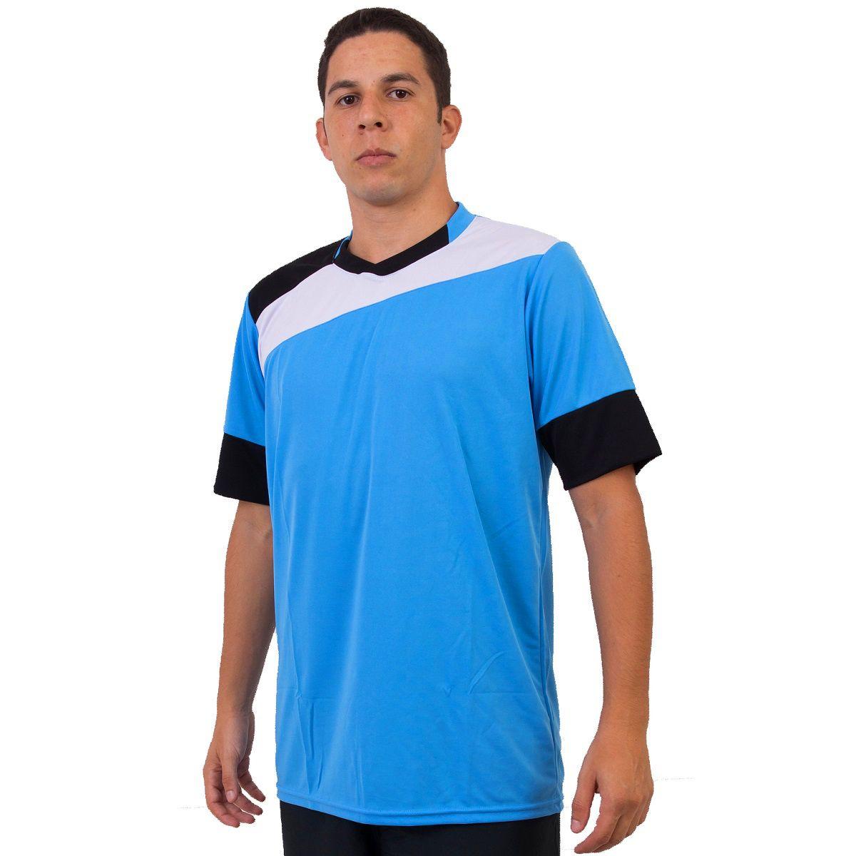 Uniforme Esportivo Modelo Sporting 14 Camisas Ref 5709