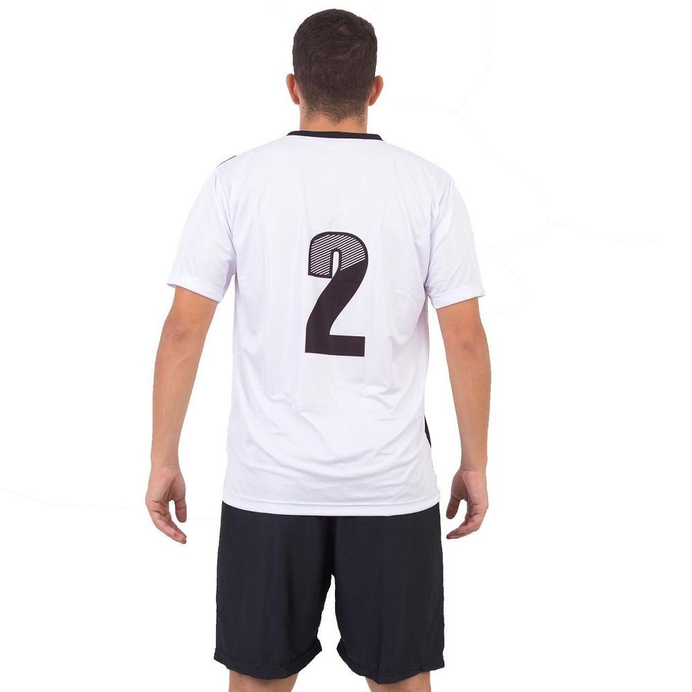 Uniforme Esportivo Peru 20 de Linha e 1 Goleiro Ref 5923