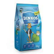 Areia Fina Alfapet Dinkos - 4 Kg