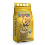 Areia Granulada Alfapet Babycats Perfumada Pom Pom para Gatos Filhotes - 4 Kg