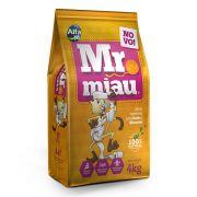 Areia Granulada Alfapet Mr Miau - 4 Kg