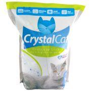 Areia Higiênica PetShop Sílica Crystal Cat - 1,6 Kg