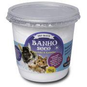Banho a Seco Paiol do Bicho para Chinchila e Hamster - 1 Kg