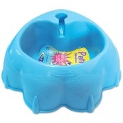 Bebedouro Automático Plastpet Pet Fox - Azul