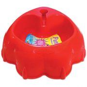 Bebedouro Automático Plastpet Pet Fox - Vermelho