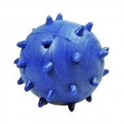 Brinquedo Furacão Pet Bola Maciça Mamoninha de 45 mm - Azul