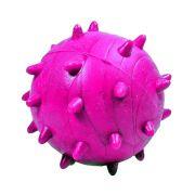Brinquedo Furacão Pet Bola Maciça Mamoninha de 45 mm - Rosa