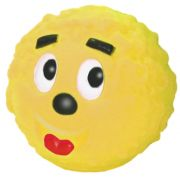 Brinquedo Mordedor Lider Bola Lua - Amarelo