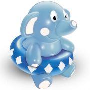 Brinquedo Mordedor Lider Elefante Boia - Azul