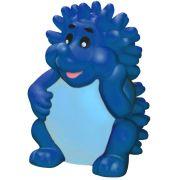 Brinquedo Mordedor Lider Porco Espinho - Azul