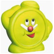 Brinquedo Mordedor Lider Relógio - Amarelo