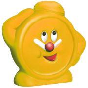 Brinquedo Mordedor Lider Relógio - Laranja