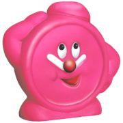 Brinquedo Mordedor Lider Relógio - Rosa