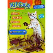 Brinquedo Pet Games Kit Caça