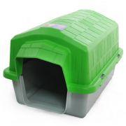 Casa Alvorada Pet Plástica - Verde