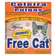 Coleira Free Cat Antipulgas para Gatos