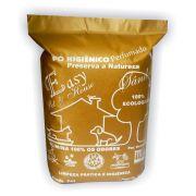 Eliminador de Odores Easy Pet & House em Pó Higiênico de 1 Kg - Sândalo