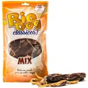 Petiscos BioDog Clássicos Mix - 150 g