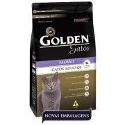 Ração Premier Pet Golden de Salmão para Gatos Adultos